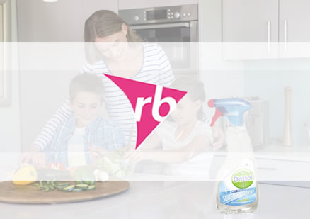 Larmer Brown Case Study - Reckitt Benckiser