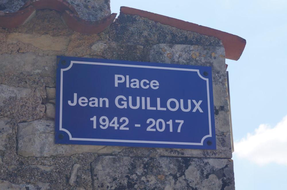 Hommage à Jean GUILLOUX