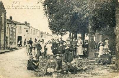La-Ronde-1274-place-concorde-carte-postale-1917