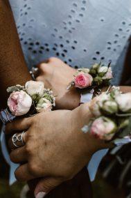 K&J bracelets fleurs
