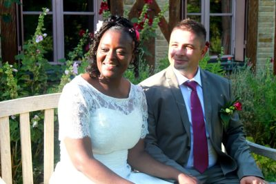 Mariage C&G couple