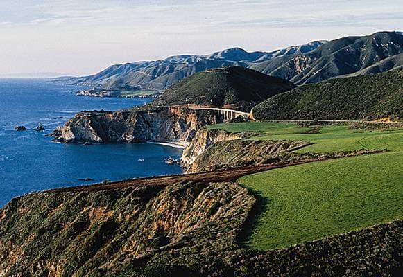 Santa Lucia Range - Coast