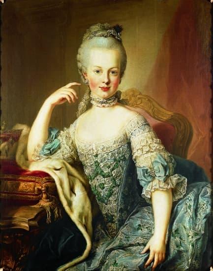 Antoinette France Louis And Louis Xvi Marie