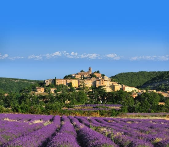 Cote Dazur Region France