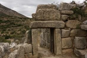 Porte - Mykinès