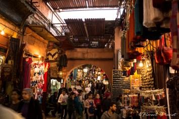 Souks - Marrakech
