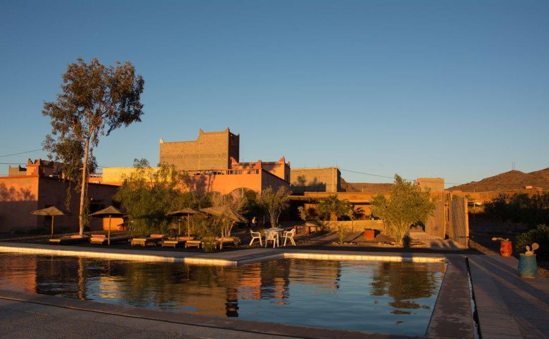 Camp l'escale Ouarzazate
