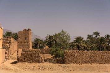 Villages traversés en desc endant la vallée du Drâa