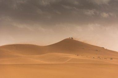 dune et vent