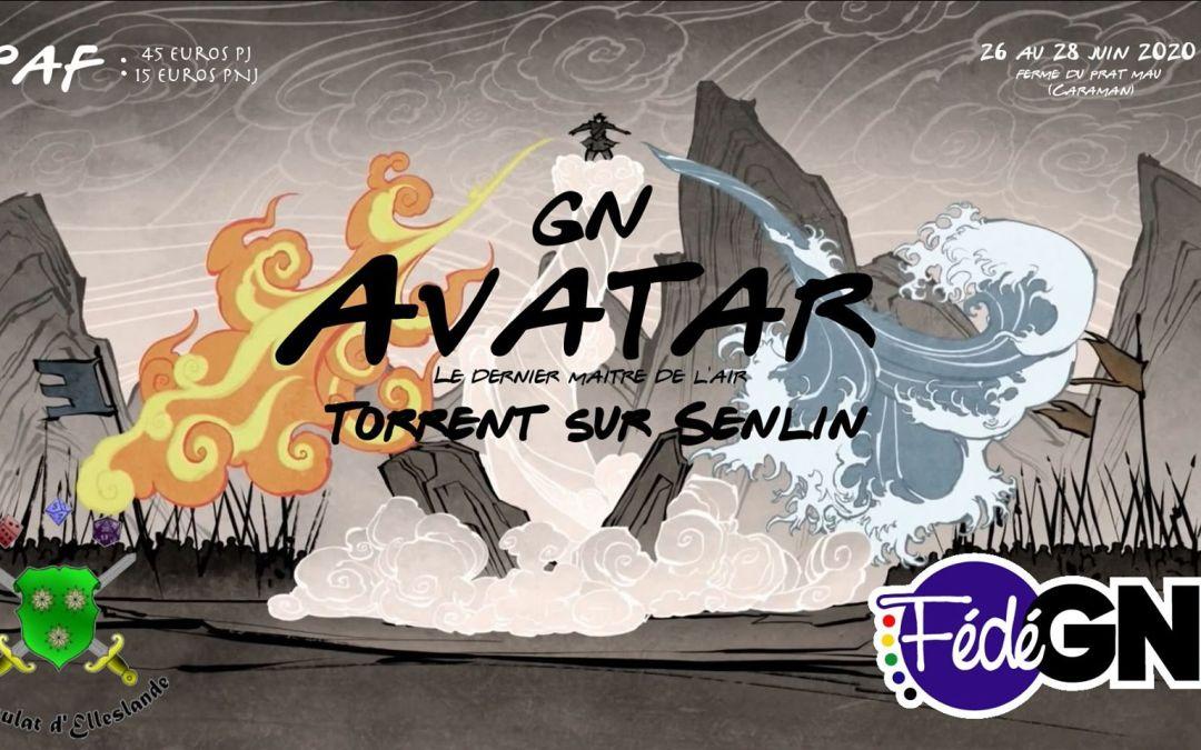 GN avatar : Torrent sur Senlin (2eme session)