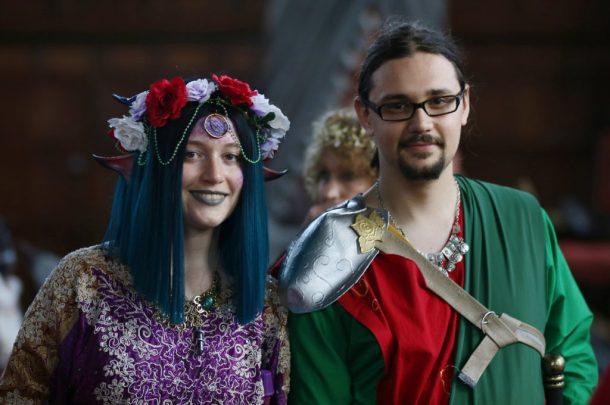 Dragon Thrones Wedding
