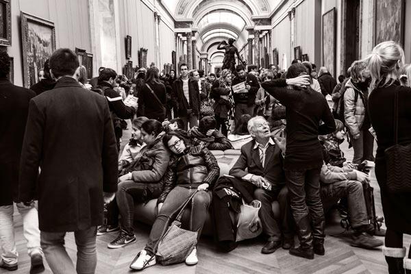 POTD: Gallery Fatigue