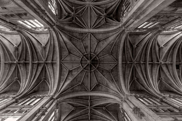 POTD: Cathedral Cross