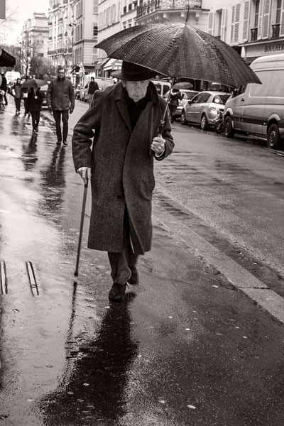 POTD: Walk Out in the Rain