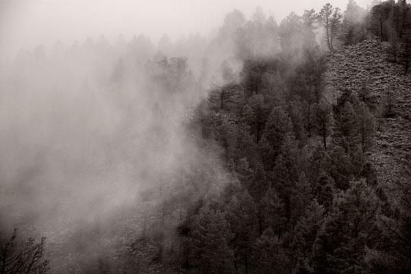 POTD: Incoming Fog