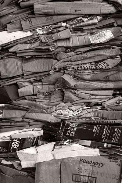 POTD: Wood Product Pile