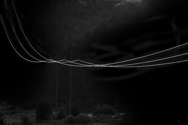 POTD: On the Line