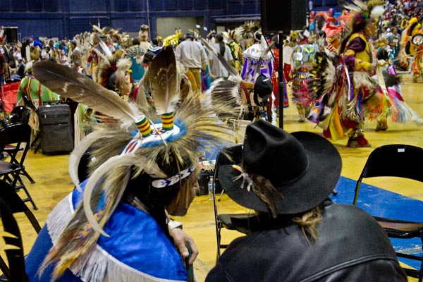 POTD: Cowboys and Indians