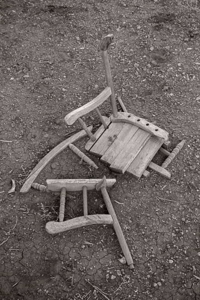 POTD: The Old Rocking Chair