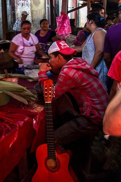 POTD: Market Musician