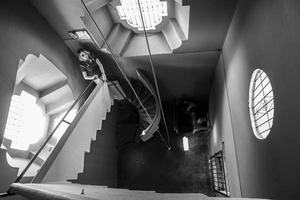 POTD: Bell Tower Stairs