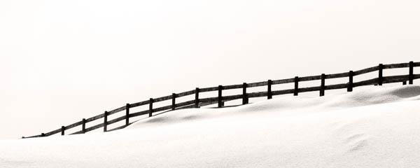 POTD: Snow Fence