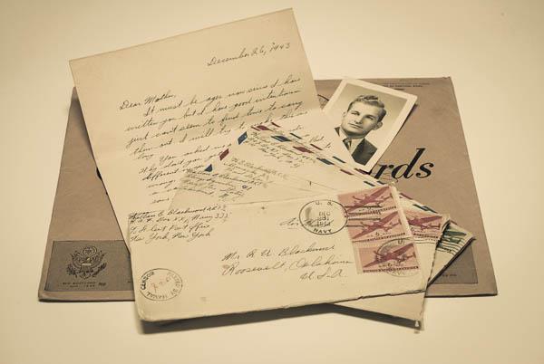POTD: Letters Home