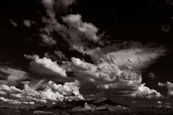 POTD: Desert Sky