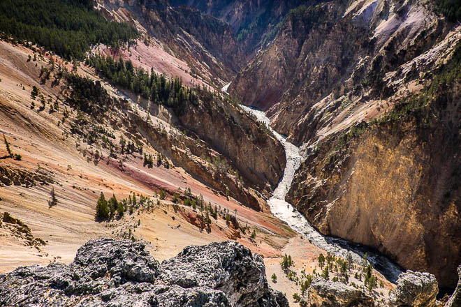 POTD: Why They Call It Yellowstone