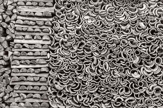 POTD: Woodpile Patterns