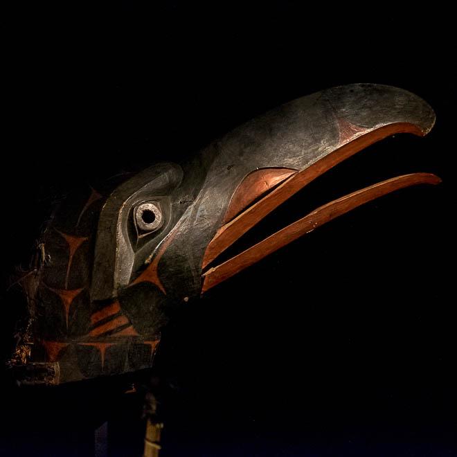 POTD: Raven Mask
