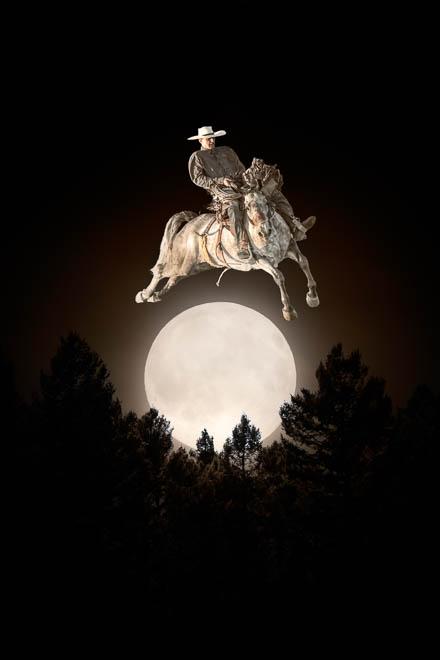 POTD: Cowboy Moon