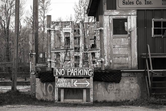 POTD: No Parking