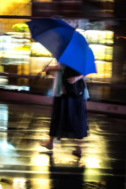 POTD: Rainy Night in Shanghai #3