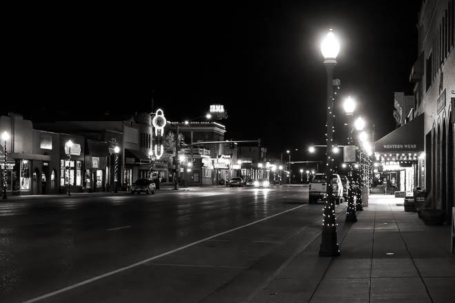 POTD: Sleepy Town