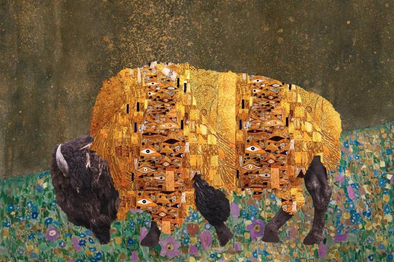 Klimt in Yellowstone
