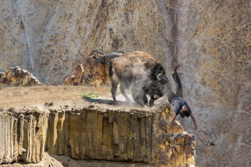 Swift Justice--Yellowstone Dystopia #4
