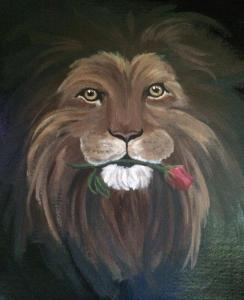 lion all most finished
