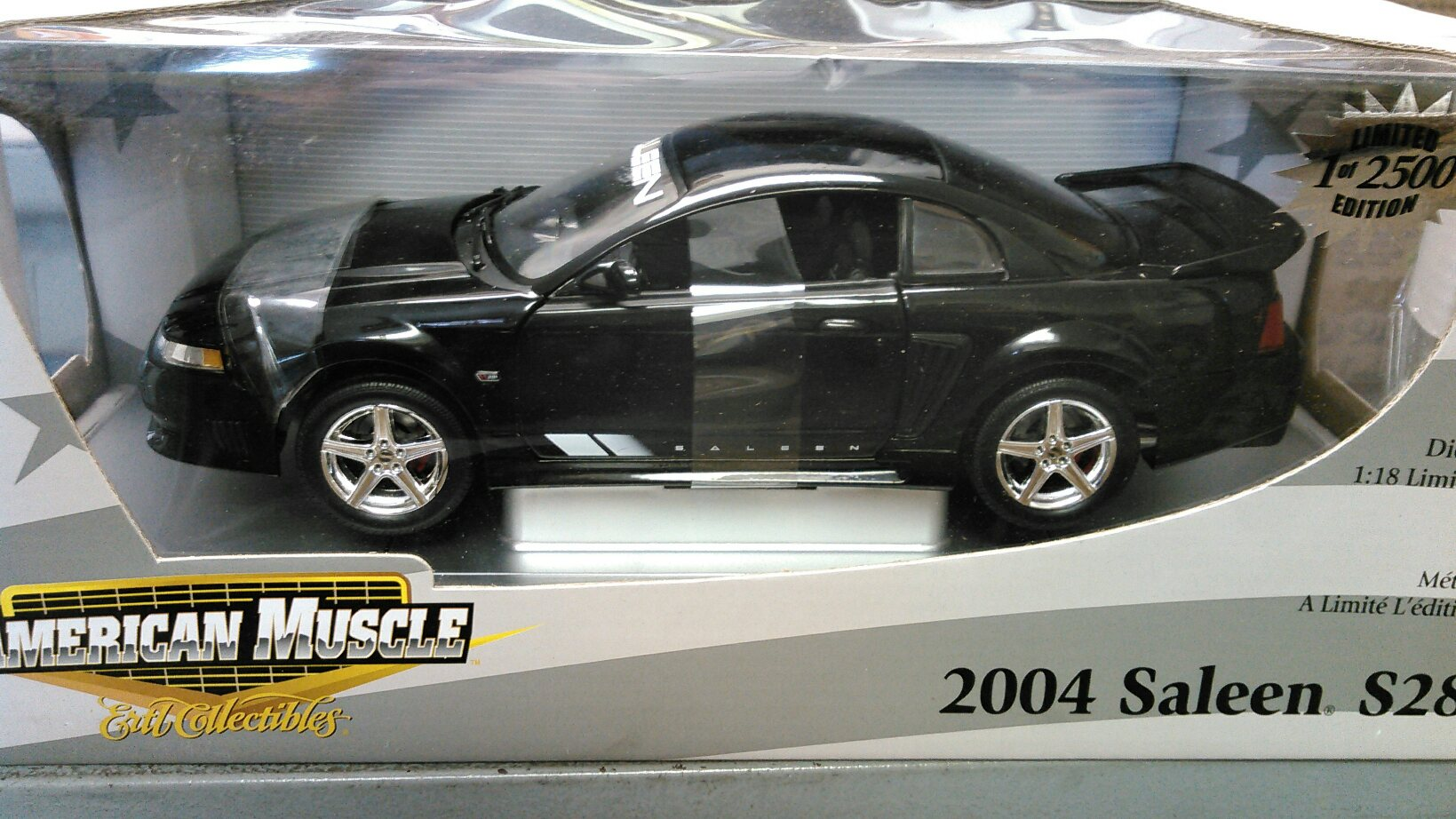 2004 Ford Mustang Saleen S281 Larry S Diecast Cars