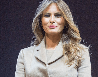 Melania Trump (Wikimedia Commons)