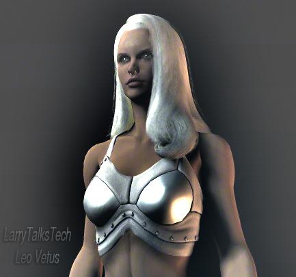 Boudicca, The Celtic Warrior Queen