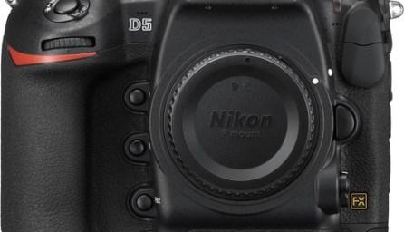 Nikon D5 - larrytalkstech.com