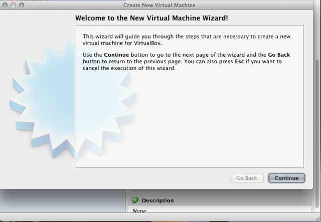 VB_2 Install Linux On VirtualBox With Mac Host How To Linux OS X
