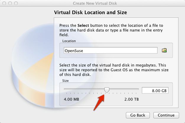 VB_8 Install Linux On VirtualBox With Mac Host How To Linux OS X