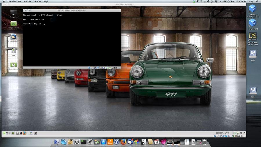 Mint and Ubuntu Server on OS X   larrytalkstech.com
