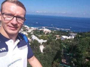 Uitzicht Capri