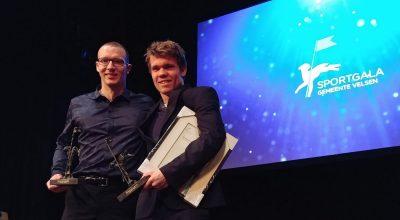 Lars Bottelier Sportman van Velsen 2018