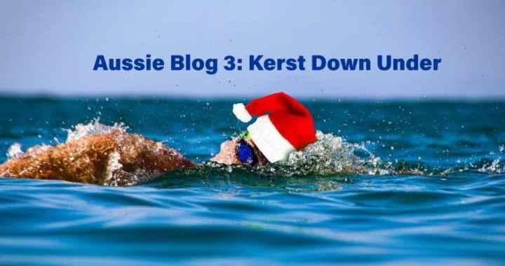Kerst Down Under blog Lars Bottelier