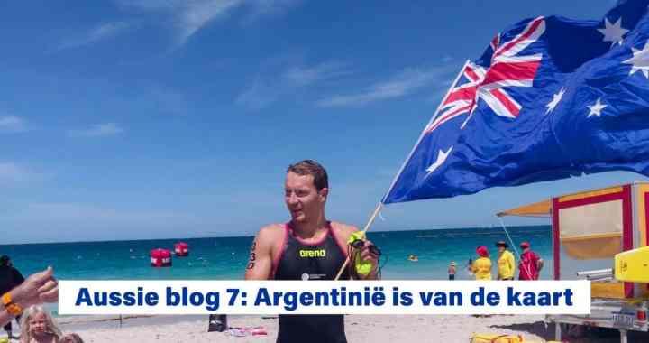 Aussie blog 7: Argentinië is van de kaart