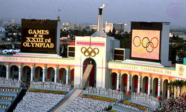 LA Olympics